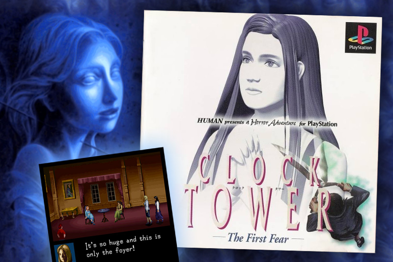[Análise Retro Game] - Clock Tower The First Fear - SNES/PS1/WS Clock-Tower-First-Feat-PlayStation-English-Translation-Patch